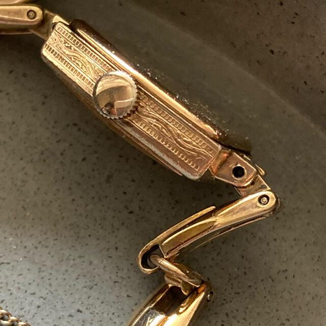 agete(アガット)のagete アガット 腕時計 レディースのファッション小物(腕時計)の商品写真