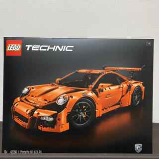 レゴ(Lego)の新品未開封 LEGO(レゴ)ポルシェ911 GT3 RS 42056(模型/プラモデル)