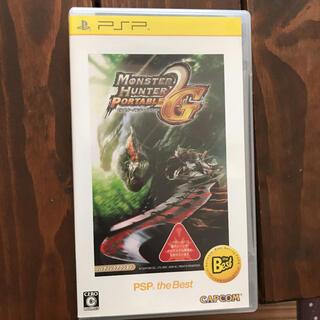 プレイステーションポータブル(PlayStation Portable)のモンスターハンターポータブル 2nd G(PSP the Best) PSP(その他)
