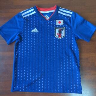 adidas - サッカー日本代表 レプリカTシャツ 140cm