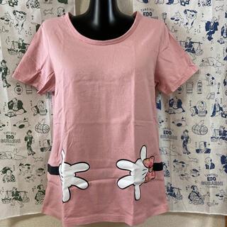 ベルメゾン(ベルメゾン)のディズニー ミニーちゃん Tシャツ(Tシャツ(半袖/袖なし))