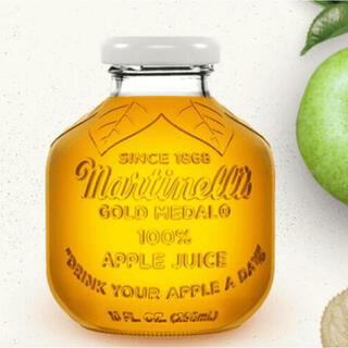 コストコ(コストコ)のマルチネリ リンゴジュース 296ml×9本 バラ売り プチギフト ミニボトル(ソフトドリンク)
