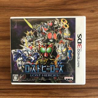 ニンテンドー3DS(ニンテンドー3DS)の「ロストヒーローズ」3DS バンダイナムコ(携帯用ゲームソフト)