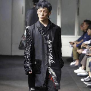 Yohji Yamamoto - yohji yamamoto pour homme 19ss ジャケット