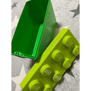 レゴ(Lego)のLEGO レゴ 収納箱 箱 ボックス おもちゃ 片付け(積み木/ブロック)