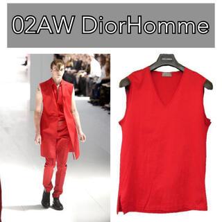 DIOR HOMME - 02aw DiorHomme カットソー サイズS セリーヌ サンローラン