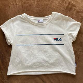 GYDA - GYDA FILAコラボTシャツ 美品