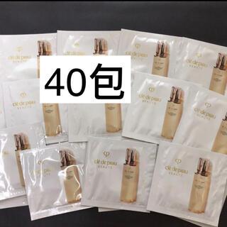 クレ・ド・ポー ボーテ - 40包☆ 資生堂 クレドポーボーテ ローションイドロA n 化粧水 モイスト