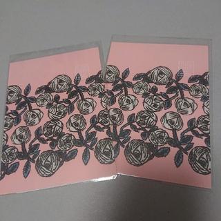 mina perhonen - ミナペルホネン rosy ポストカード 2枚セット