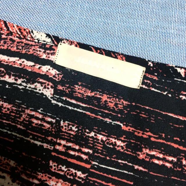 JEANASIS(ジーナシス)のJEANASIS とろみカットソー レディースのトップス(カットソー(半袖/袖なし))の商品写真