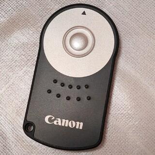 キヤノン(Canon)のCanon リモートコントローラーRC-5(その他)