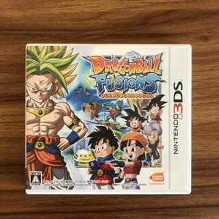 ニンテンドー3DS(ニンテンドー3DS)のドラゴンボールフュージョンズ 3DS(携帯用ゲームソフト)