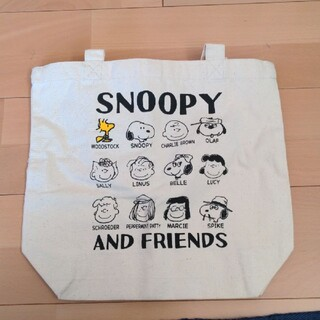 SNOOPY - SNOOPY☆トートバッグ