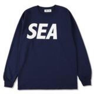 GDC - WIND AND SEA  ロングtシャツ