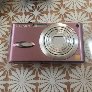 デジタルカメラ Lunix DMC-FX8 Panasonic ピンクゴールド