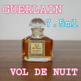 GUERLAIN - フォロー割!ゲラン 香水 夜間飛行 ボルドニュイ パルファム 7.5ml B13