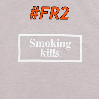 ヴァンキッシュ(VANQUISH)の[完売アイテム]Smoking kills small logo  Tシャツ(Tシャツ/カットソー(半袖/袖なし))