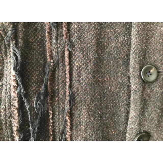 Paul Harnden(ポールハーデン)の【KLASICA】激レア サンプル品 ドネガルツイード ロングベスト メンズのトップス(ベスト)の商品写真