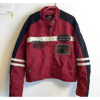 ハーレーダビッドソン(Harley Davidson)のハーレーダビッドソン ライダースジャケット L (ライダースジャケット)