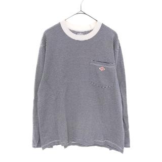 ダントン(DANTON)のDANTON ダントン 長袖Tシャツ(Tシャツ/カットソー(七分/長袖))