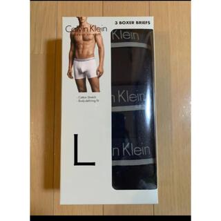 カルバンクライン(Calvin Klein)の新品 カルバンクライン ボクサーパンツ L(ボクサーパンツ)