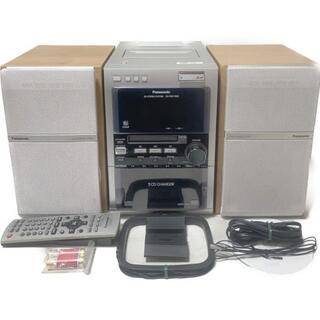 Panasonic パナソニック SC-PM710SD-S SDステレオシステム