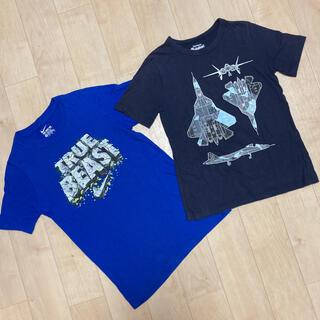 ナイキ(NIKE)の男の子用Tシャツ2枚セット NIKE オシュコシュ(Tシャツ/カットソー)