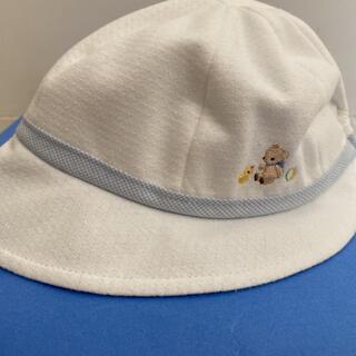 familiar - 新品 ファミリア ベビー 帽子 新生児