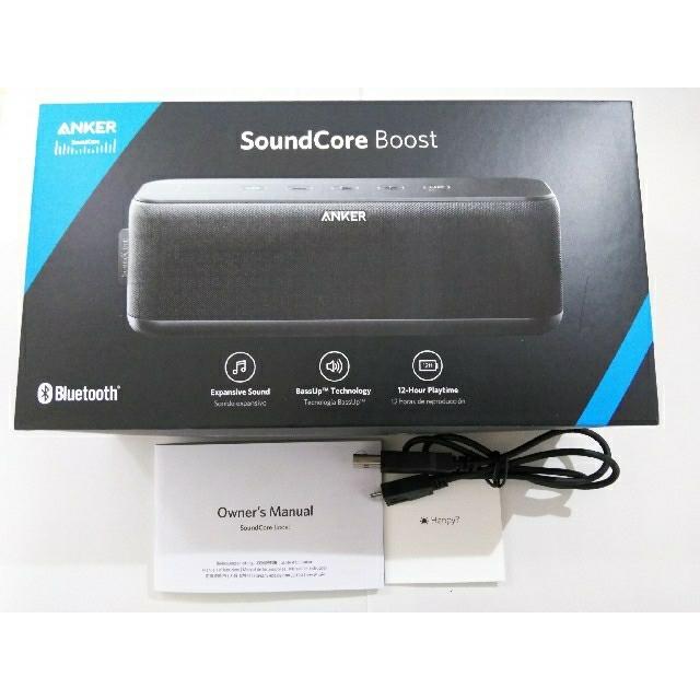 Anker Soundcore Boost Bluetooth スピーカー スマホ/家電/カメラのオーディオ機器(スピーカー)の商品写真