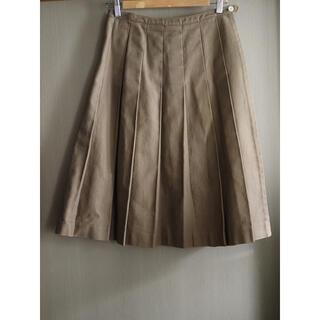 mina perhonen - Sally Scott ベージュのプリーツスカート