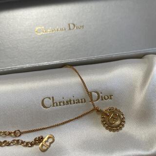 クリスチャンディオール(Christian Dior)のDior ディオール ネックレス ヴィンテージ(ネックレス)