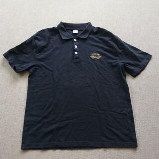 アルファインダストリーズ(ALPHA INDUSTRIES)の大きいサイズ alpha 半袖ポロシャツ 2XL(ポロシャツ)