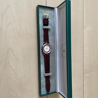 Gucci - gucci シェリーライン 時計