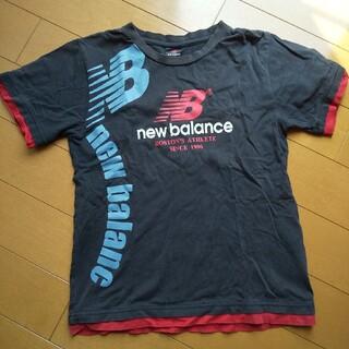 ニューバランス(New Balance)の140cm NewBalance 半袖シャツ(Tシャツ/カットソー)