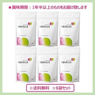 EQUELLE エクエル 大塚製薬 120粒×6袋