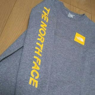 ザノースフェイス(THE NORTH FACE)のノースフェイス ロングスリーブ スクエアロゴ(Tシャツ(長袖/七分))