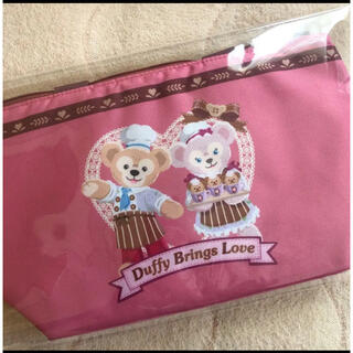 Disney - ダッフィー&シェリーメイ ランチケース