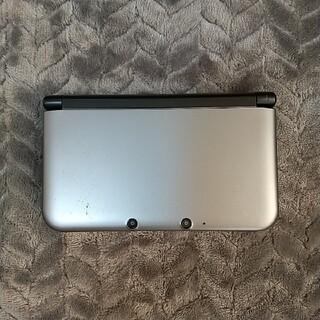 ニンテンドー3DS(ニンテンドー3DS)の3DS  LL シルバー(携帯用ゲーム機本体)