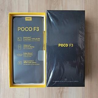 POCO F3 6GB 128GB ホワイト グローバル版