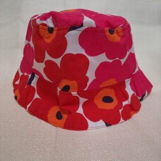花柄 ベビー帽子 マリメッコ柄