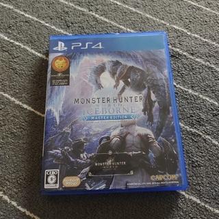 PlayStation4 - モンスターハンター アイスボーン