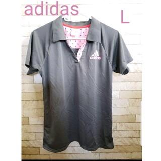 アディダス(adidas)のアディダス レディース ポロシャツ スポーツウェア (ポロシャツ)