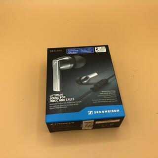 ゼンハイザー(SENNHEISER)のカナル型イヤフォン CX 5.00G Black ①(ヘッドフォン/イヤフォン)