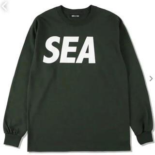 Supreme - 【新品未使用】WIND AND SEA ロンT ウィンダンシー  SEA L/S