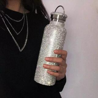 キラキラ ステンレスボトル 350ml(水筒)