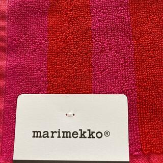 マリメッコ(marimekko)のマリメッコハンドタオル(タオル/バス用品)