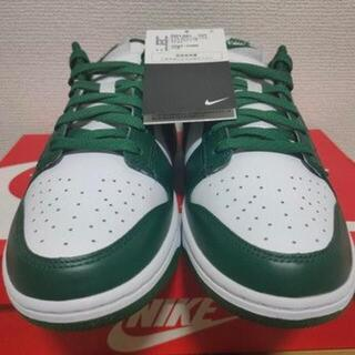 NIKE - 27.0cm NIKE DUNK LOW Varsity Green ダンクロー