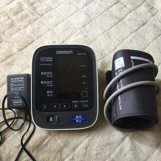 オムロン(OMRON)のオムロン血圧計HEM-7420(その他)