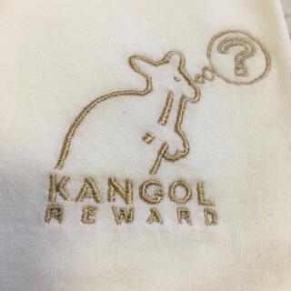 カンゴール(KANGOL)の口葵×KANGOL REWARD コラボ長袖Tシャツ(Tシャツ(長袖/七分))