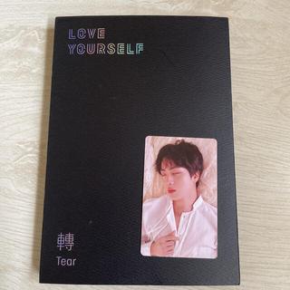 防弾少年団(BTS) - BTS 韓国盤アルバム トレカJIN LOVE YOURSELF Tear 轉